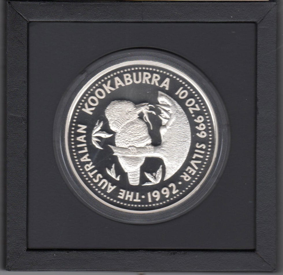 Australian Silver Kookaburra Australian Coins